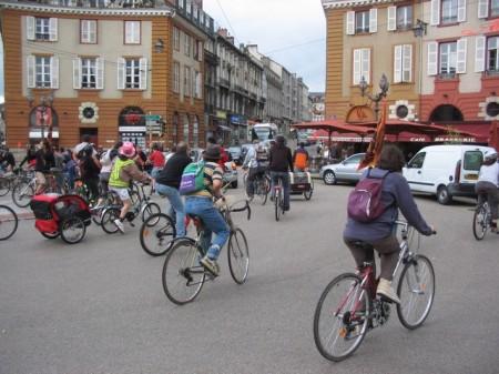 véli-vélo Limoges