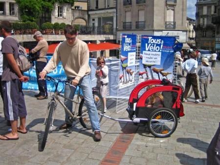 fête du vélo 2008 organisée par véli-vélo