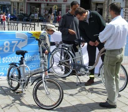 Fête du vélo 2008 véli vélo