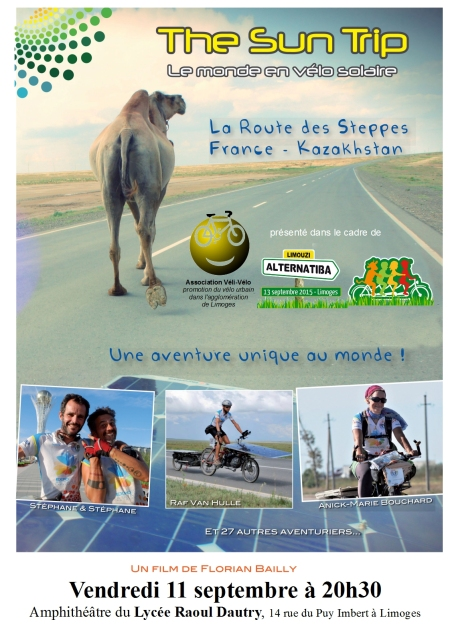 Affiche Suntrip2013 Dautry
